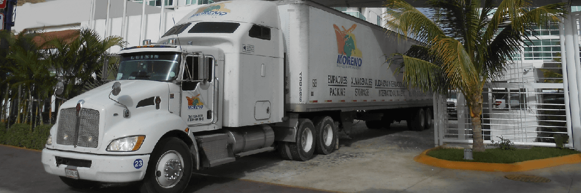 trailer mudanza cancun
