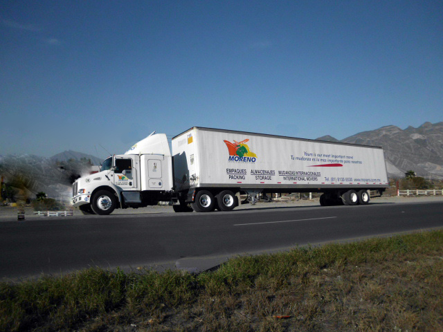 Moving Companies Moving Company To Mexico